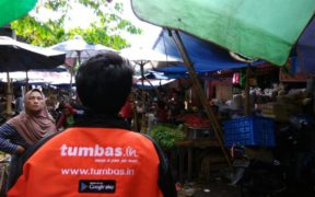 Tumbasin.id Facilitates People to Shop for Groceries