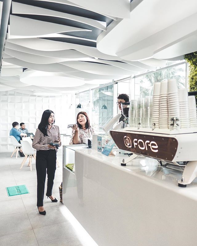 The CEO of Fore Coffee Denies the Closing of All Shops due to Corona