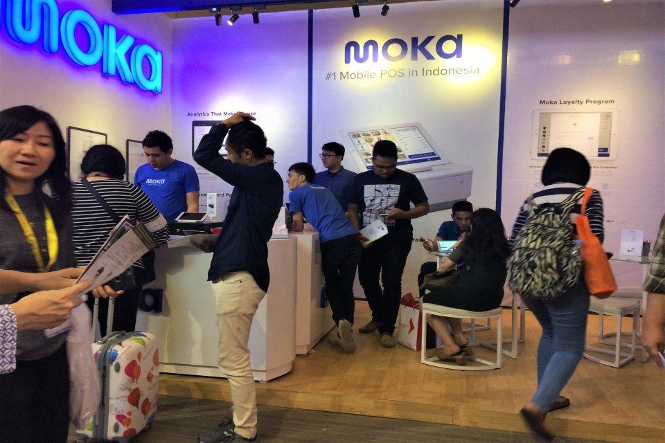 Spurring MSMEs' Digitalization, Gojek Acquire Moka Digital Cashier