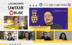 OVO Launched 'Saweran Online', Helps 38 Thousands of Artists