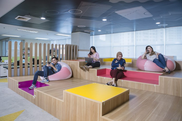 The Unique Co-Working Space Design for Your Inspiration