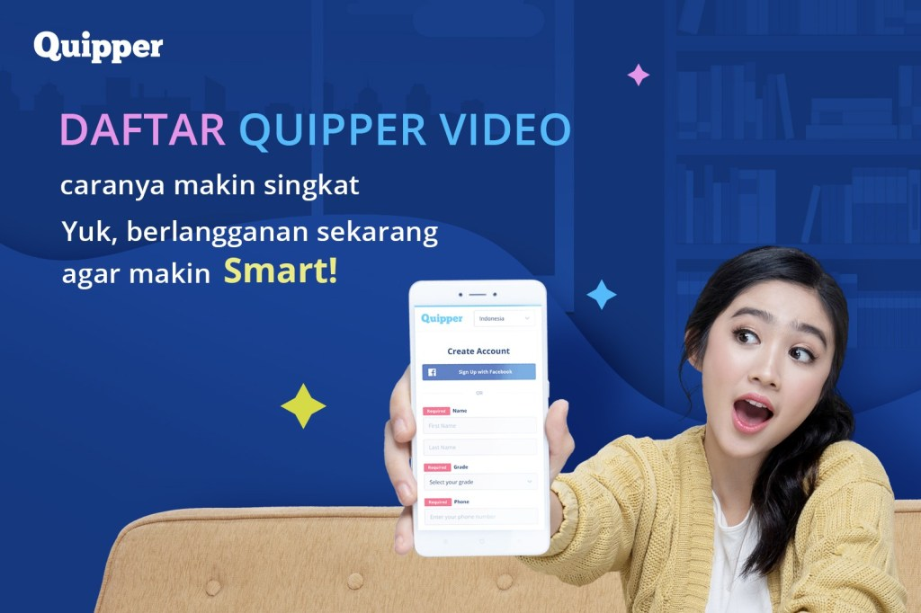 Students Join National Education Week Competition on Quipper Platform