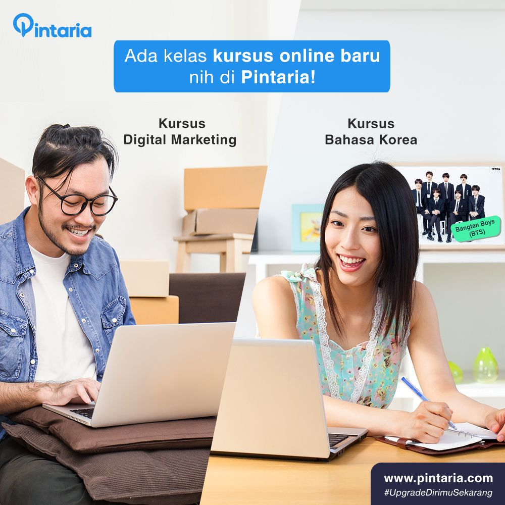 Pintek & Pintaria Strategy to Attract Students in New Normal