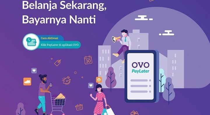Users are Increased, Credit through OVO Skyrocketed 50%