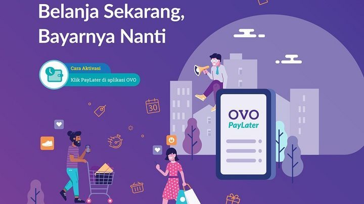 Users Are Increased Credit Through Ovo Skyrocketed 50