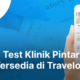Traveloka Provides Drive-Thru Rapid Test