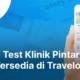 Traveloka Provides Drive-Thru Rapid Test