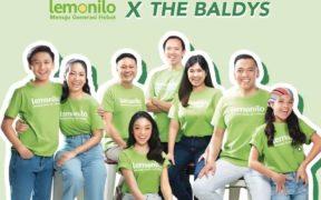 Lemonilo Appoints The Baldys as Brand Ambassador