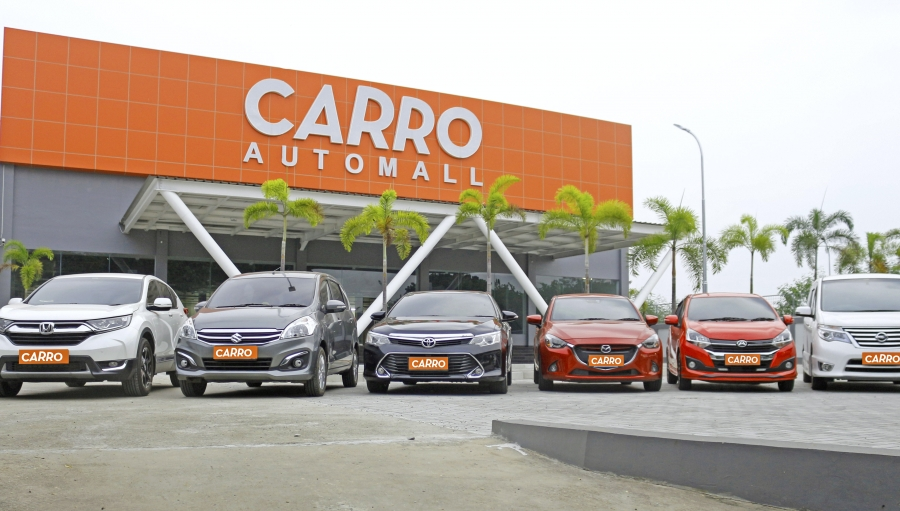 Users Can Buy a Certified Used-car at CARRO Automall via Tokopedia