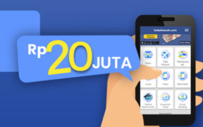 Hotelmurah.com Gives Discounts and Cashback of IDR 1 Million