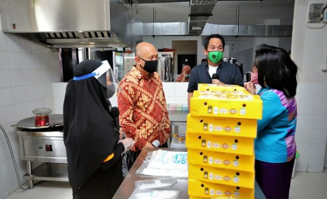 Dapur Bersama GoFood is an Example of Offline MSMEs' Transformation
