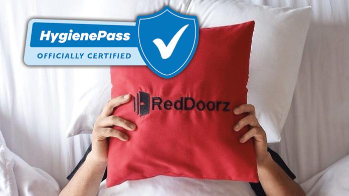 "70 RedDoorz Properties Achieve ""Hygiene Pass"" Certification"