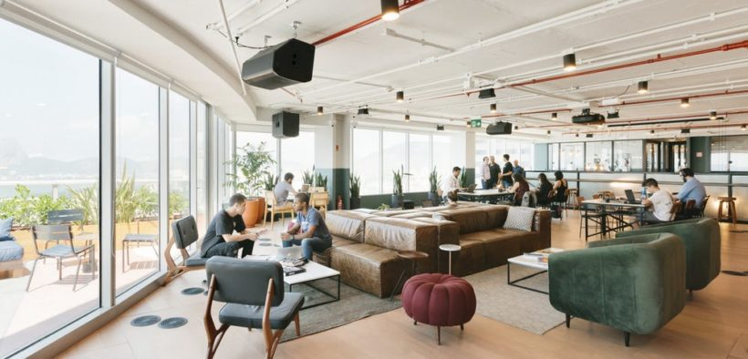 Several US Startups Decided to Stop Leasing Offices
