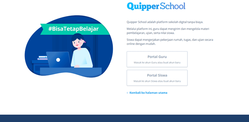 Around 13 Thousands of Teachers Use the Latest Service from Quipper