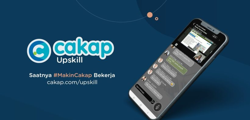 Cakap Released a Service to Meet the Need for Professional Skill