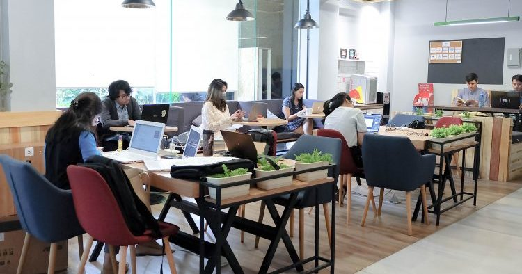 5 Technologies Needed by Coworking Space Bandung Nowadays