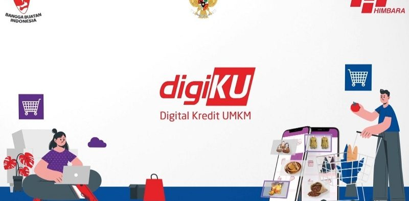 Cooperating with Himbara, Can Get Low-interest Credit from DigiKu