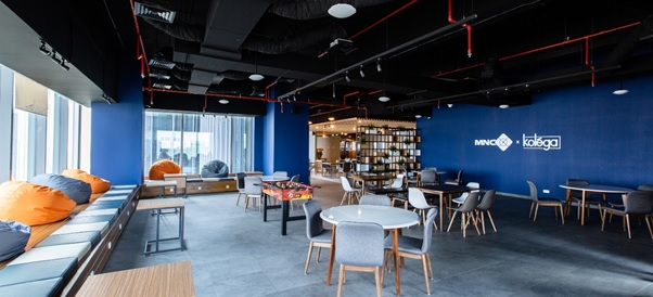 5 Coworking Space near Me with a Café-like Appearance