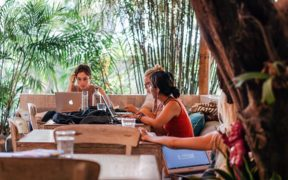 6 Coworking Space Bali Areas with a Relaxed Feel