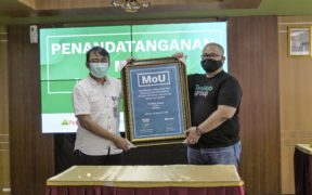 Collaborating with TaniHub, PT Pertani Targets to Sell 150,000 Tons of Rice