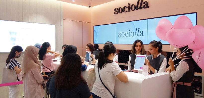 Sociolla Expands Access to Beauty Product Distribution