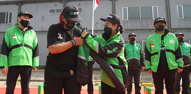 Gojek Integrate Services to Coincide with Indonesia's 75th Anniversary