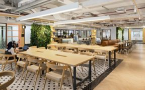 5 Entertainment Facilities that Coworking Space Tangerang Has