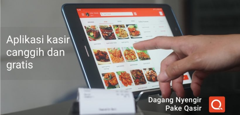Grab Collaborates with Qasir to Provide Digital Cashier for MSMEs