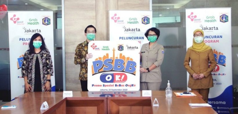 Good Doctor with Jakarta Government to Launch PSBB OK! Program