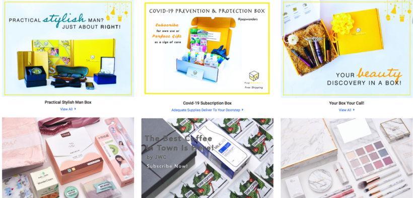 PopWonders marks the first eCommerce marketplace