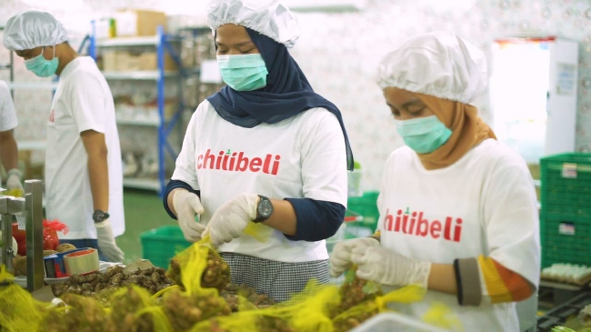 Lazada Collaborates with Chilibeli, Competition for Selling Groceries