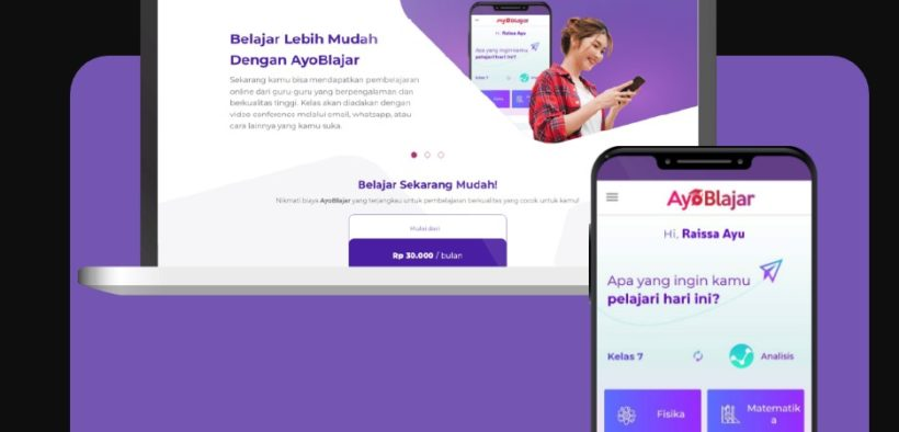 Expanding Its Service, AyoBlajar Targeted to Reach 100 Thousand Users