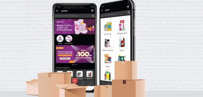 Gojek Encourages the Digitalization of Grocery Stalls through GoToko
