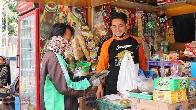 Warung Pintar Now can be Accessed via GrabMart