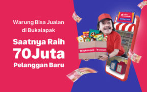 Bukalapak Tactics to Push Transactions of 5 Million Stalls
