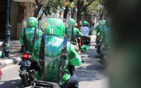 Grab Introduces Geofencing Technology to Help the Community