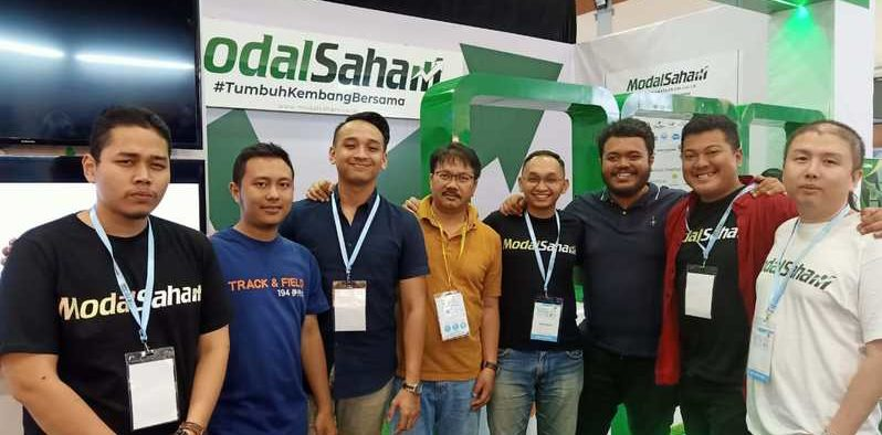 ModalSaham Supports 'Menjadi Nyata' Incubation Program for 5 Startups