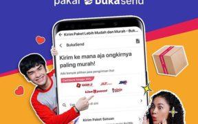 Bukalapak Releases BukaSend, a Solution to Send Goods