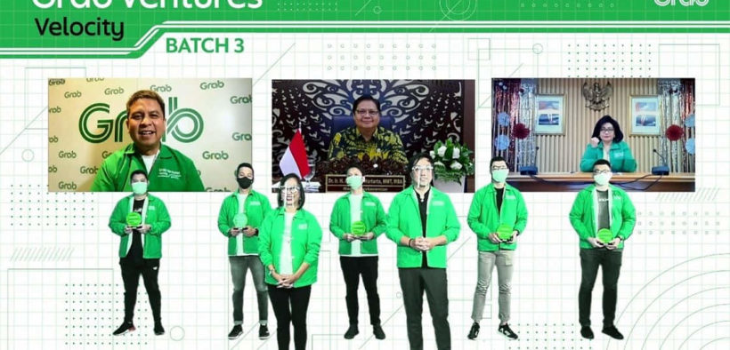 Grab Announces 5 Startups Finalists of GVV 3rd Generation