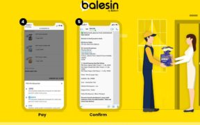 Balesin.id Develops Chat Commerce Features for WhatsApp