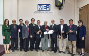 Malaysian Institute of Economic and AdvanceTC Group to promote the development of advanced technologies