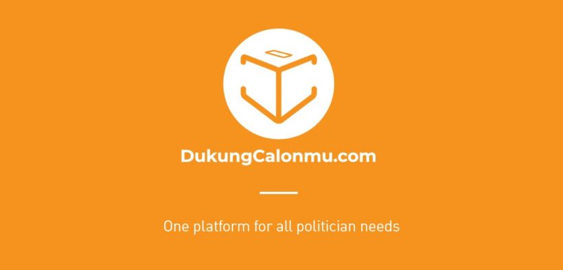 DukungCalonmu.com Offers Online Campaign and Election Features