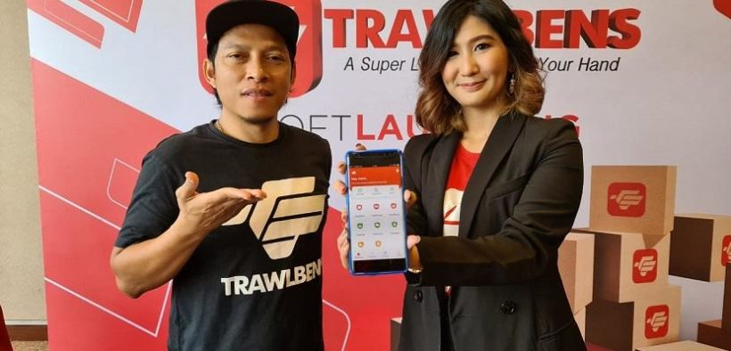 Indonesia's First Cargo Startup, Trawlbens Launches Application