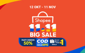 Singapore E-commerce Shopee and Lazada Super Promotion for 11.11