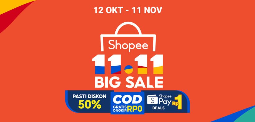 Singapore E-commerce Shopee and Lazada Super Promotion for 11.11
