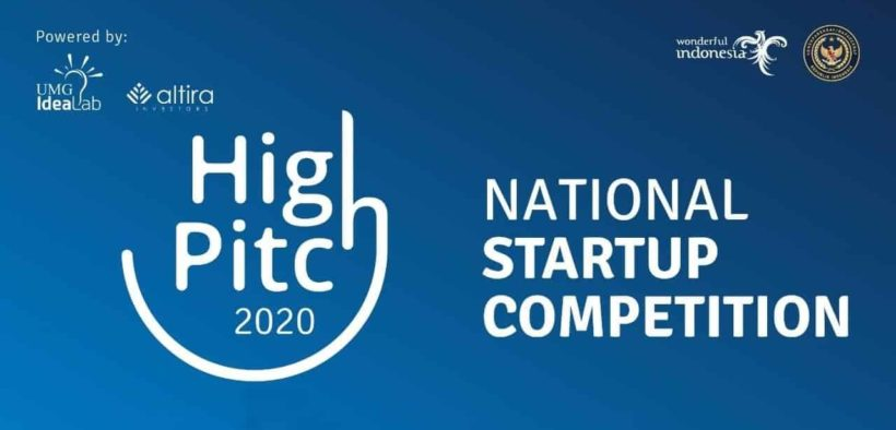 Hundreds of Startups from All Over Indonesia Compete at HighPitch 2020