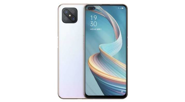 The Newest Front Dual Camera Series from Oppo