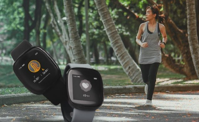 Widya Imersif Teknologi Creates Smart Watches to Detect Covid-19