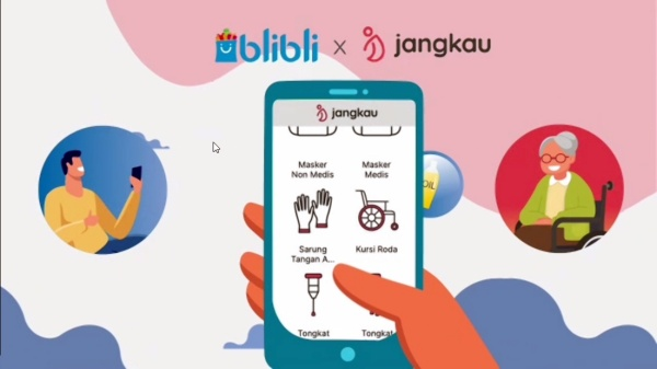 Blibli Distributes Donations from Non-profit Platform Made by Ahok, Jangkau