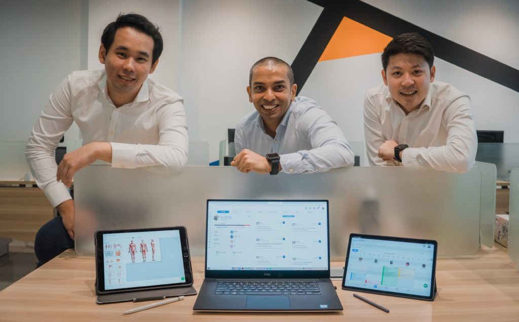 Medical industry to benefit from Aoikumo's all-in-one cloud-based solution